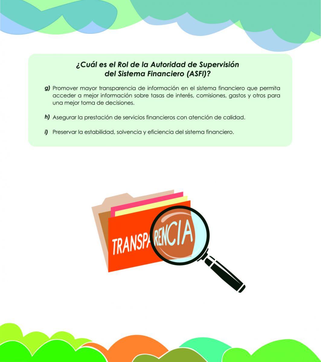 ¿Cuál es el Rol de la Autoridad de Supervisión del Sistema Financiero (ASFI)? - Parte2
